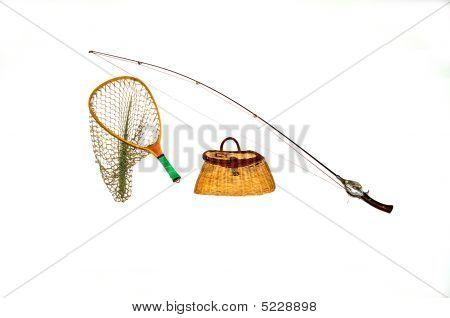 Antique Fishing Equipment