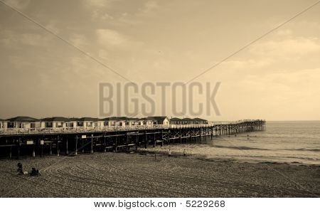 Pacific Beach Pier