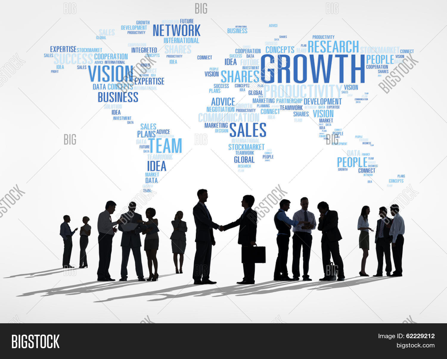 Successful global business growth image photo bigstock for Global design consultancy