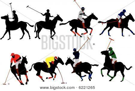 Polo Players