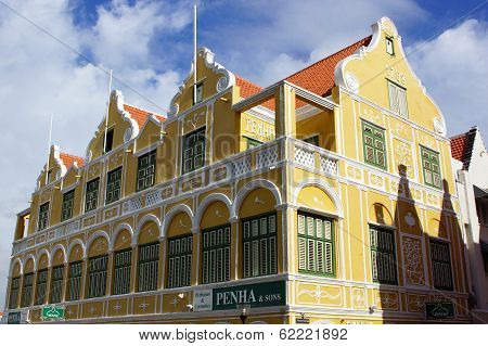 Willemstad, Curacao, ABC Islands