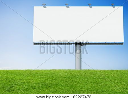 Outdoors Bill Board