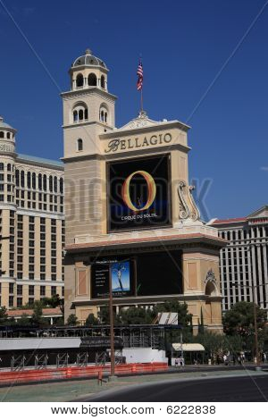 Las Vegas - Bellagio Hotel and Casino