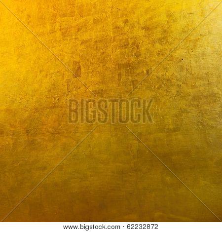 Gold Texture Wallpaper Square