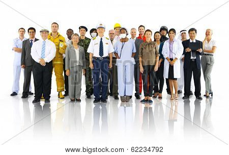 Diversity of People and Occupations