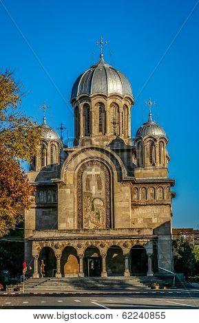 Church in Arad