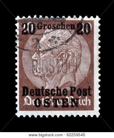 Deutsche post Osten