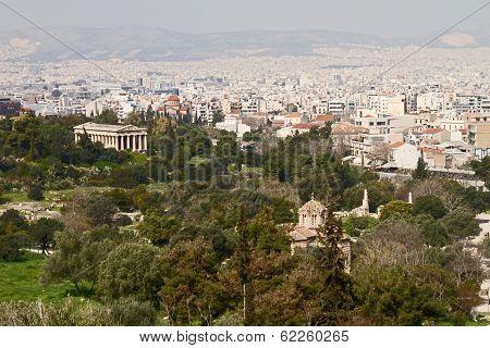 Thisio, Athens