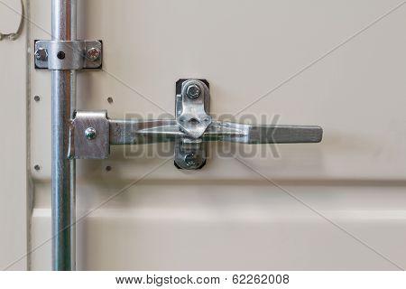 Container Door Latch