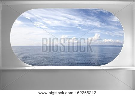 Deck Ship Window
