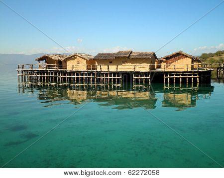 Lake Village In Paradise