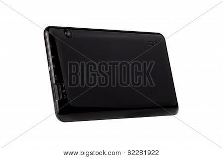 Back Black Digital Tablet Pc