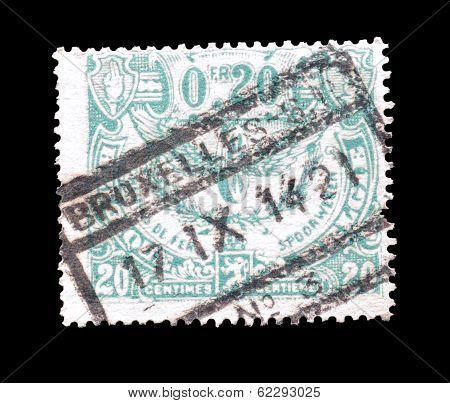 Belgium 1920