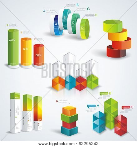 Rich Set Infographic Design.