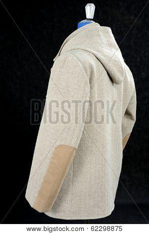 Wool Coat Beige
