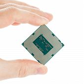 stock photo of processor socket  - Computer - JPG