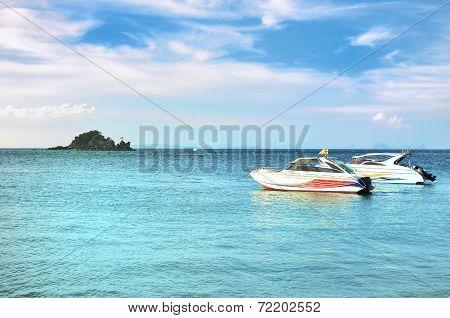 Speedboat Thailand