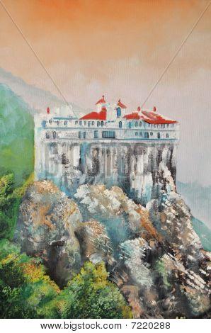 Monastery Of Hilandar