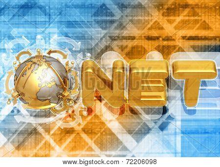 3D Dot NET CONCEPT