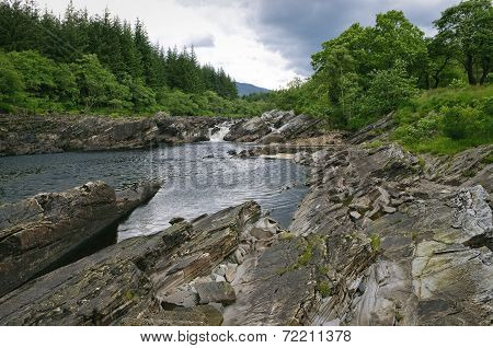 River Orchy Scotland