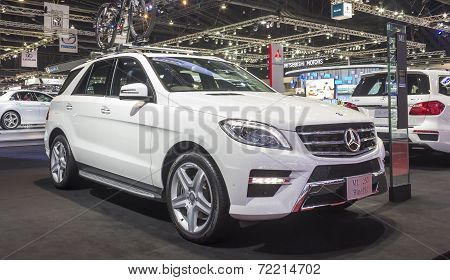 Mercedes Benz Ml 250 Bluetec Car