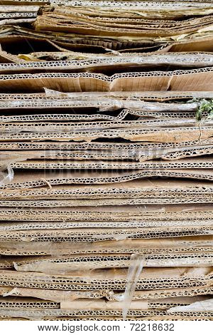 Stack Crepe Paper Background