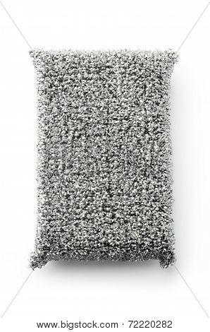 Metallic Scrub Sponge