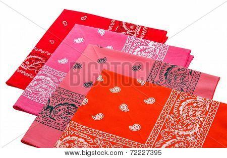 Red Bandannas
