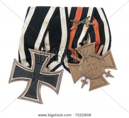 Old German Medal