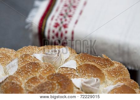 Eastern Europe Traditional Bread