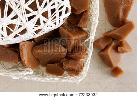 Old Fashioned Toffee