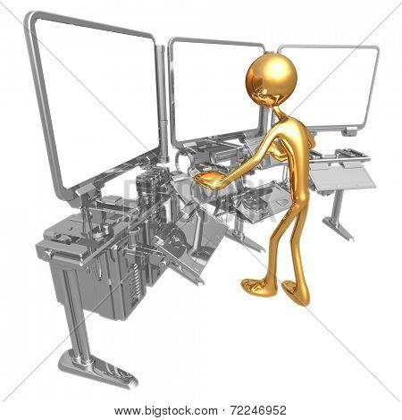 Computer Control Center