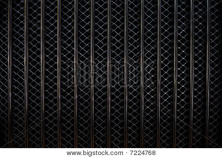 Car Grill Pattern