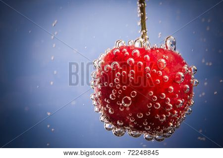Bubbling Cherry