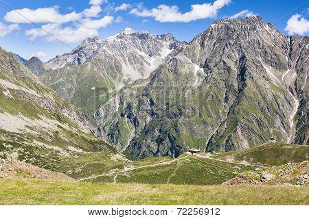 Sunna Alm In Austria