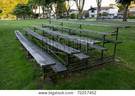 Baseball And Softball Stands