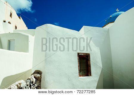 Santorini,greece-september ,04,2014