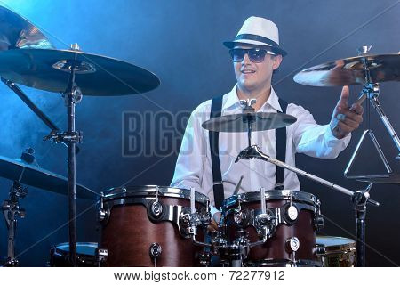 Drums Player