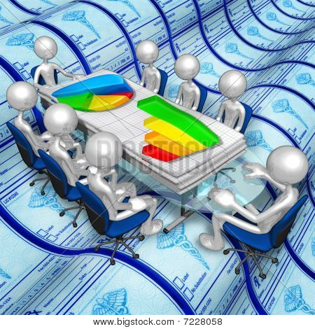 Medical Business Report Meeting