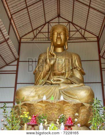 The great Buddha