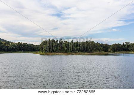 Reservoir In Asia