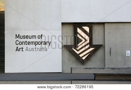 Museum Of Contemporary Art, Sydney