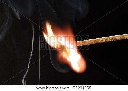 Matchstick Burn