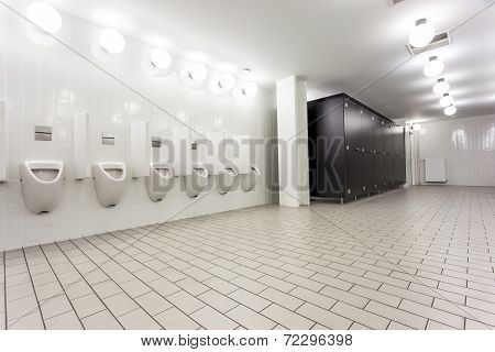 Urinals And Toilets