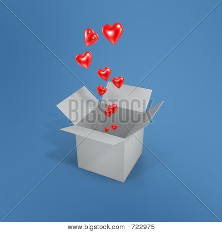 Love And  Box