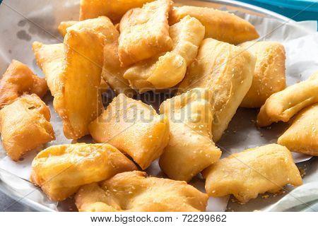 Deep-fried Doughstick Chinese Flour Sweetmeat