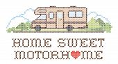 foto of motor vehicles  - Home Sweet Motor home with a big heart - JPG