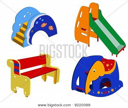 Children's Street Furniture
