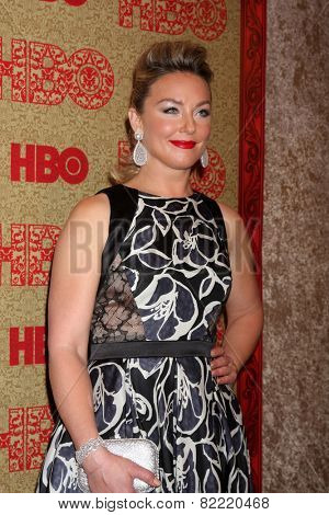 LOS ANGELES - JAN 12:  Elisabeth Rohm at the HBO 2014 Golden Globe Party  at Beverly Hilton Hotel on January 12, 2014 in Beverly Hills, CA