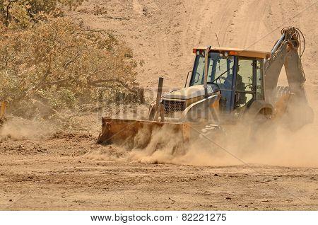 Back Dirt